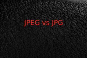 JPEG VS JPG: Are They Different Or Same?