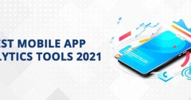 Best Mobile App Analytics Tools 2021