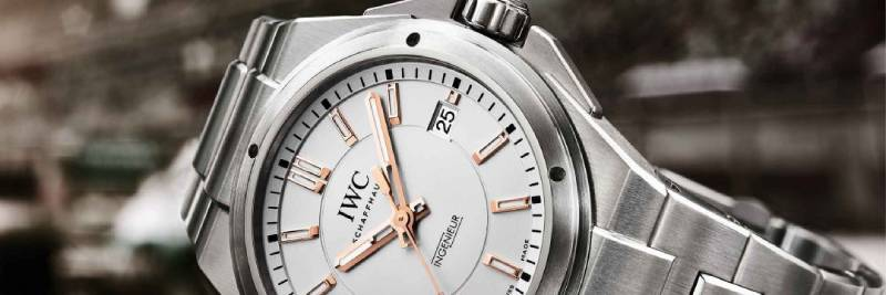 That is the International Watch Company Schaffhausen or IWC as it is more popularly known. IWC is well-known for creating durable,